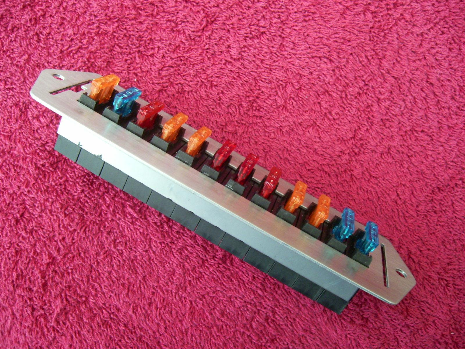 Stagweber Upgrade Fuse Box Blade
